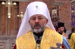 У Чернівцях на митрополита Данила хочуть подати до суду через скульптуру «Благовіщення»
