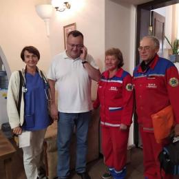 До ратуші Чернівців приїхала «швидка» через повідомлення про інсульт у Каспрука