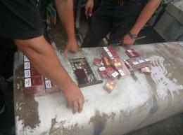 28-річний буковинець через 7 ящиків сигарет у паливному баці, втратив вантажівку «DAF»