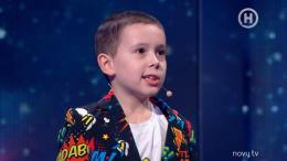 Школяр з Чернівців взяв участь у телешоу «Діти проти зірок» (відео)