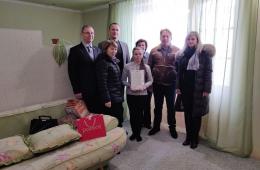 На Буковині дівчинка-сирота отримала від держави власне житло