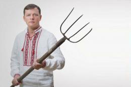 Кандидат в президенти Олег Ляшко зареєстрував чотири довірених особи на Буковині