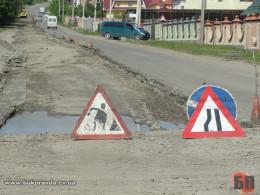 У Чернівцях через будівництво мереж перекриють рух на Дзержика і Луковецькій