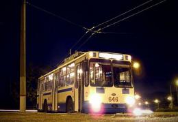 Тролейбуси в Чернівцях курсуватимуть майже до опівночі