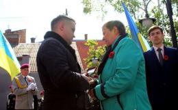 "Буковинського Героя посмертно нагородили орденом ""За мужність"""
