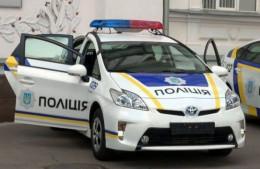 У Чернівцях за кермом затримали нетверезого поліцейського
