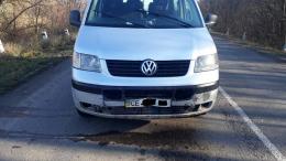 У Чернівецькій області 35-річна жінка на мікроавтобусі спричинила потрійне ДТП