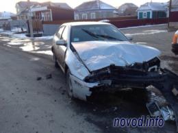 На Буковині службове авто міськради потрапило у ДТП