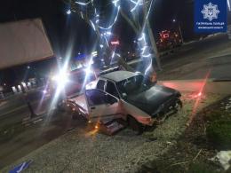 У Чернівцях поліція затримала п'яного водія без документів (фото)