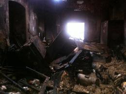 На Буковині у пожежі ледь не загинув 68-річний пенсіонер
