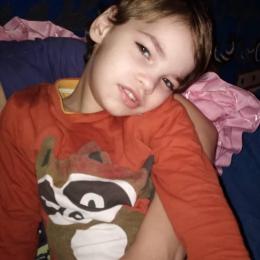 6-річний хлопчик з Буковини бореться з важкою хворобою ДЦП