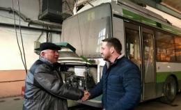 У тролейбусному управлінні Чернівців заперечили інформацію про курсування тролейбусів на Калічанку