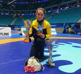 Патрульна з Буковини виборола дві «бронзи» на чемпіонаті світу з греплінгу