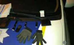 У Чернівцях патрульні затримали на гарячому автомобільного крадія (фото)