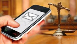 Чернівчани зможуть дізнаватись про судові засідання через SMS