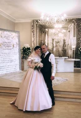 У Чернівцях в День Валентина вийшла заміж депутат міськради Тетяна Бешлей