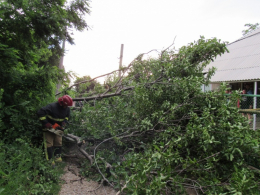 Негода наробила біди в гірських селах Буковини