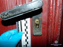 У Чернівцях поліцейські спіймали серійного крадія