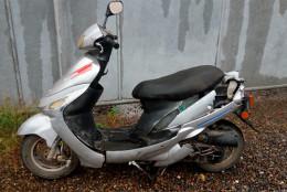 Поліцейські на Буковині знайшли викрадений мопед