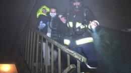 У Чернівцях евакуювали 15 людей з палаючої дев'ятиповерхівки
