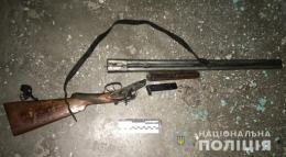 На Буковині чоловік вистрелив з рушниці собі в голову