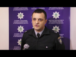 У буковинській поліції розповіли подробиці пограбування крамниці з підпалом