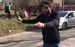 У Чернівцях забіяку, який штовхав дівчину-поліцейську, оштрафували
