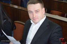 Олексій Каспрук виписав догану Володимиру Бешлею