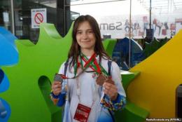 Чернівецька лучниця здобула золото на етапі Кубку світу