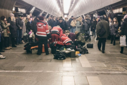 Дівчинка, яка померла у київському метро, приїхала з Чернівців