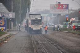 У Чернівцях на три місяці обмежать рух транспорту на проспекті Незалежності