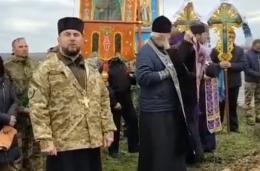 На Буковині священники УПЦ МП покинули похорон солдата під час промови отця ПЦУ (відео)