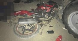На Буковині мотоцикліст збив дитину і втік