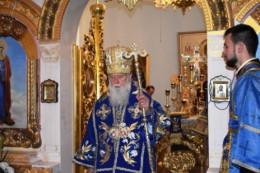 Патріарх Філарет освятив храм у столиці Буковини (фото)
