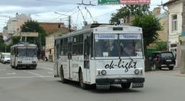 У Чернівцях пасажирці тролейбуса видали квиток з Краматорська (фото)