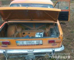 На Буковині поліція оперативно розшукала викрадений автомобіль