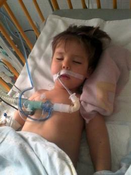 На Буковині дитина впала у кому після лікування у районній лікарні
