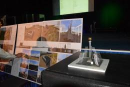 Чернівчанам представили кращі проекти пам'ятника учасникам АТО (фото)