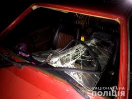 На Буковині «Жигулі» збили п'яного пішохода, який раптово вибіг на дорогу