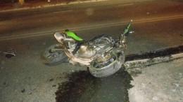 На Буковині мотоцикл збив чоловіка, який раптово вибіг на дорогу