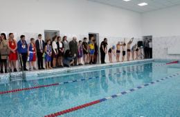 Після капітального ремонту відкрили басейн Шипинської школи