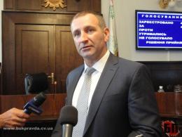 Стало відомо хто йде до Чернівецької міськради від партії «Команда Михайлішина» (повний список)