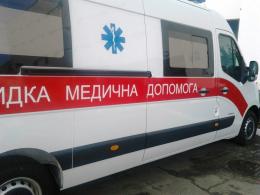 На Буковині чоловік отримав важкі травми внаслідок падіння з риштовки
