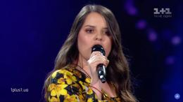 Буковинка Марина Фіжделюк покинула телепроект «Голос країни» (відео)