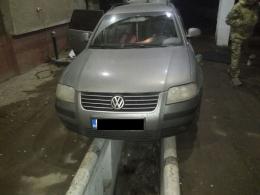 На Буковині через контрабанду вилучили автомобілі «Seat» та «Volkswagen»