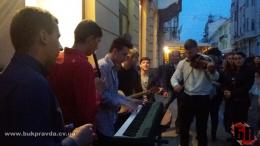 У Чернівцях відбудеться день вуличної музики