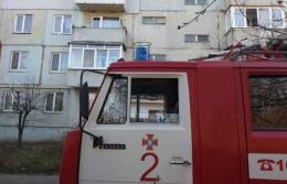 На пожежі у багатоповерхівці в Чернівцях врятували 3 людей та ще 28 евакуювали