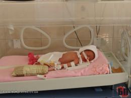 За останній тиждень у Чернівцях народилося 86 дітей, з яких - більшість хлопчики