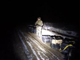 Прикордонники на Буковині з пострілами запобігли контрабанді сигарет до Румунії (фото)