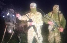 На Буковині прикордонники знову стріляли у групу осіб з цигарками